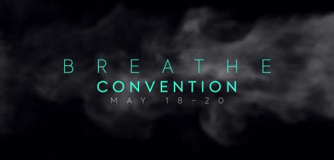 Breathe Convention May 18-20